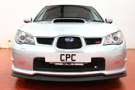 subaru arctic used 2007 subaru impreza sti wrx sti type uk for sale in greater
