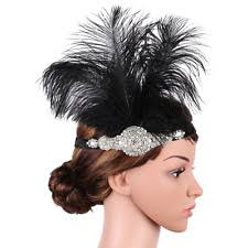 great gatsby hair accessories gatsby hair accessories for women ebay