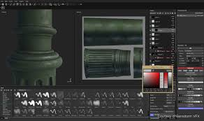 Displacement Map After Effects The Man In The High Castle A Tv Series With Substance Allegorithmic