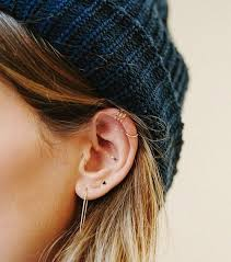 mr t feather earrings 27 best piercings images on jewelry piercing ideas