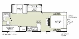 Fleetwood Travel Trailer Floor Plans 2009 Fleetwood Trailers Reviews Prices And Specs Rv Guide