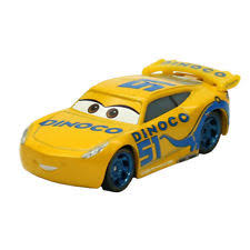 cars characters yellow disney cars diecast ebay