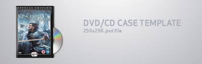 free jewel case template 7 free photoshop cd and dvd case templates hongkiat