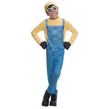 Despicable Halloween Costumes Despicable Costume Ebay