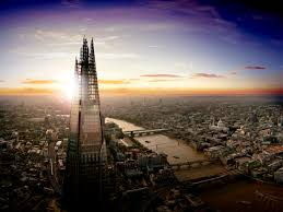 the view from the shard launch a winter garden in the sky u2013 london