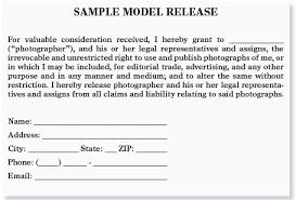 model releases