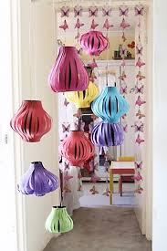 Easter Lantern Decorations by Diy Pom Pom Bunny U2013 Easy Easter Party U0026 Craft Decoration Project