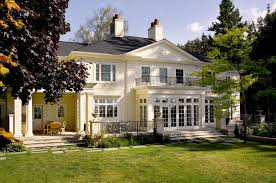 neoclassical home neoclassical house styles design classic house