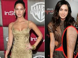 tattoo removal in new york city the grown up megan fox