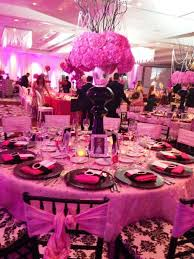 Quinceanera Table Centerpieces Quinceanera Ideas For Party Decoration U0026 Furniture Selecting