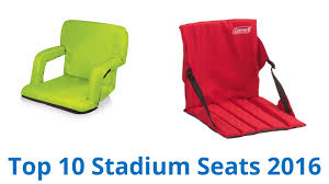 10 best stadium seats 2016 youtube