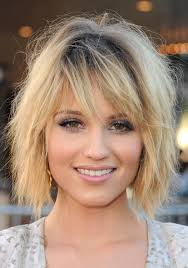 short hairstyles for thin hair and oval face short hairstyles