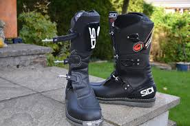 new motorcycle boots for sale sidi courier motorcycle boots brand new lfgss