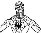 spiderman coloring pages boys coloring pages