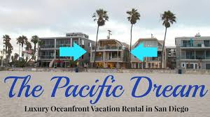 the pacific dream luxury oceanfront vacation rental in mission