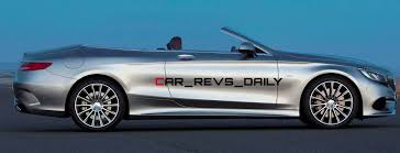 future mercedes future car rendering 2016 mercedes benz s class cabriolet ready