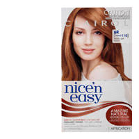 clairol nice n easy natural light auburn buy hair colour online at countdown co nz
