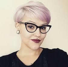 Kurzhaarfrisuren Und Brille by Die Besten 25 Kurzhaarfrisuren Mit Brille Ideen Auf
