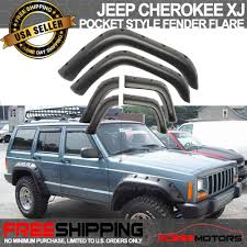 jeep clothing malaysia fit 84 01 jeep cherokee xj fender flares pocket style wheel cover
