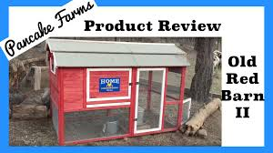 quick review of precision pet products u0027 old red barn ii by pancake