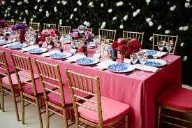 the 2017 met gala tablescapes vogue
