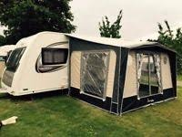 Used Caravan Awnings Used Caravan Awning In England Caravans For Sale Gumtree