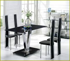 contemporary black dining room sets fascinating contemporary black dining room sets photos exterior