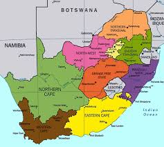 map world africa south africa maps