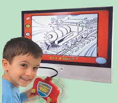 popgadget personal technology for women giant etch a sketch
