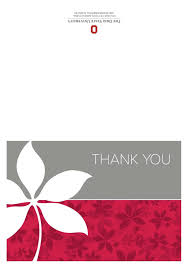 Thank You Card Designs Thank You Card Templates The Cfaes Brand