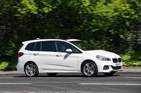bmw minivan 2014 bmw 2 series gran tourer 220d xdrive m sport 2015 review by car