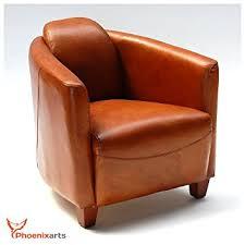ledersessel design vintage ledersessel braun echtleder sessel design lounge