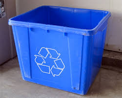 Recycling Office Furniture by Are Recycle Bins Always Big Ugly And Bright Blue