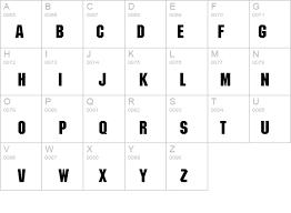 7 bold block font images sports illustrated font download