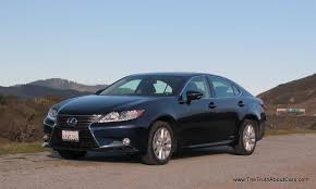 lexus es300 back review 2013 lexus es 300h hybrid video the truth about cars