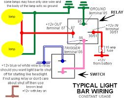 motorcycle light bar wiring