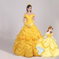 Disney Belle Halloween Costume Cheap Princess Belle Costumes Free Shipping Princess