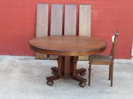 antique dining room furniture for sale amazing round antique dining table tables of cintascorner oak