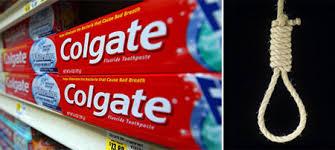 Pasta Gigi Colgate 10 produk dengan nama menggelikan