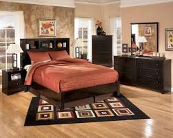 Dresser Ideas For Small Bedroom Bedroom Brown Modern Wooden Low Profil Bed Mettress Black