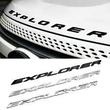 ford explorer logo aliexpress com buy high quality car styling front or back