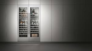 Built In Drinks Cabinet Cooling Gaggenau