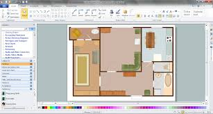 Floor Plan Drawing Software Astonishing Visio Landscape Shapes 26 With Additional Image With