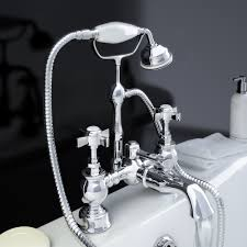 ergonomic designs traditional luxury bath taps with shower attachment