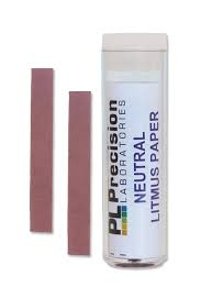 How To Make Litmus Paper At Home - neutral litmus test paper precision laboratories