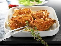cuisiner haut de cuisse de poulet hauts de cuisse de poulet sauce diable recette du quotidien maître coq
