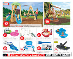 Backyard Pool Superstore Coupon by Canadian Tire Weekly Flyer Weekly Flyer Jun 19 U2013 25