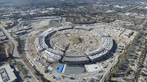 two years on apple u0027s spaceship campus is taking off