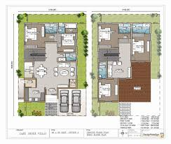 luxury designer duplex villas for sale lake shore villas