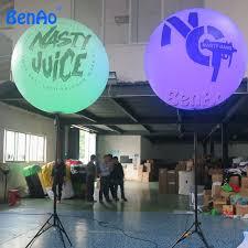 aliexpress com buy ao236 party inflatable giant balloon tripod